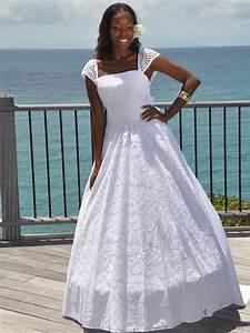 Robe de mariee antillaise for Robe de mariée antillaise
