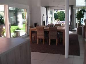 table salle a manger rallonge trendyyycom With salle a manger papillon