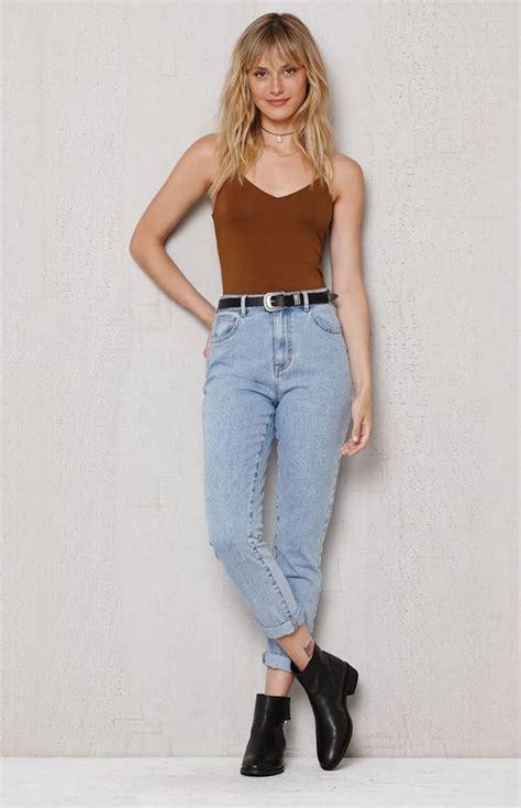 Mom jeans trend u2013 Eyebrows   Sobrancelhas.com
