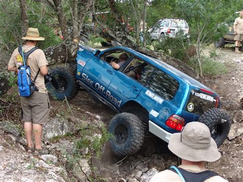 Slee Offroad by Featured 100 Slee Off Road 1998 Uzj105 Solid Axle 100
