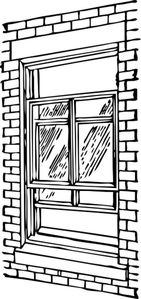Double Hung Window Clip Art at Clker.com - vector clip art