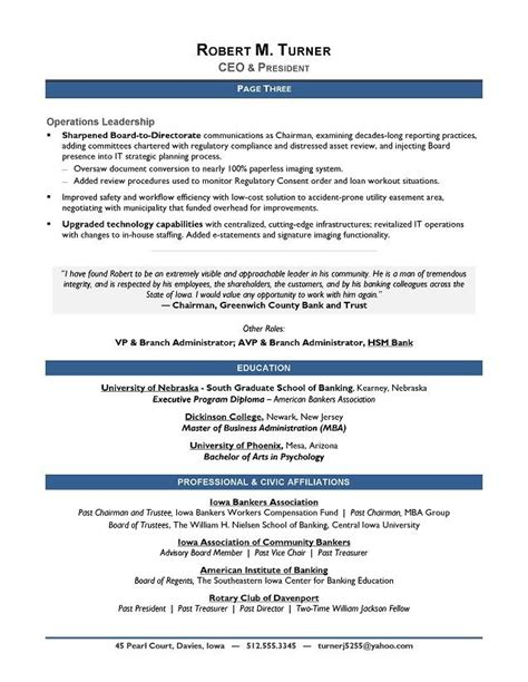 Best Resume Objectives 2015 by 10 The Best Resume Formatto Use Writing Resume Sle