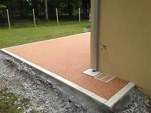 Resine Pour Gravier : terrasse en hydrostar hydroway gravier resine 60 ~ Premium-room.com Idées de Décoration