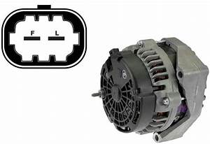 160 Amp Delco Alternator For 2007