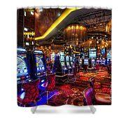 vegas slot machines photograph  yhun suarez