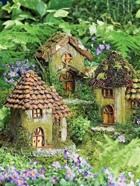 Fairy Garden House  Fairy Garden Cottage  Gardener's Supply
