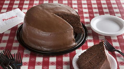 portillos offering chocolate cake slices   cents