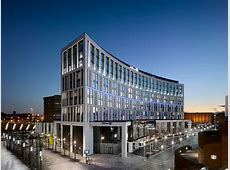 Hilton Hotel in Liverpool, UK by Aedas Awesome Architecture