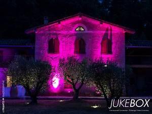 Éclairage Façade Maison : clairage fa ade le castelet juke box castres ~ Melissatoandfro.com Idées de Décoration