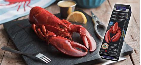 cuisiner homard congelé homard américain cuit cuisine et océan