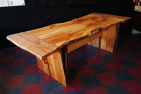 Custom Made Norway Maple Dining Table By Pd White