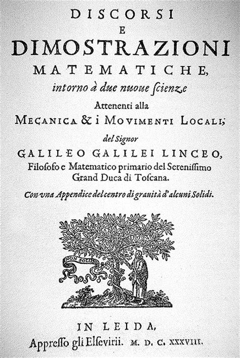 opere e strumenti di galileo