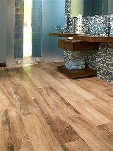 bathroom design ideas flooring ideas installation tips With bathrooms with wood tile floors
