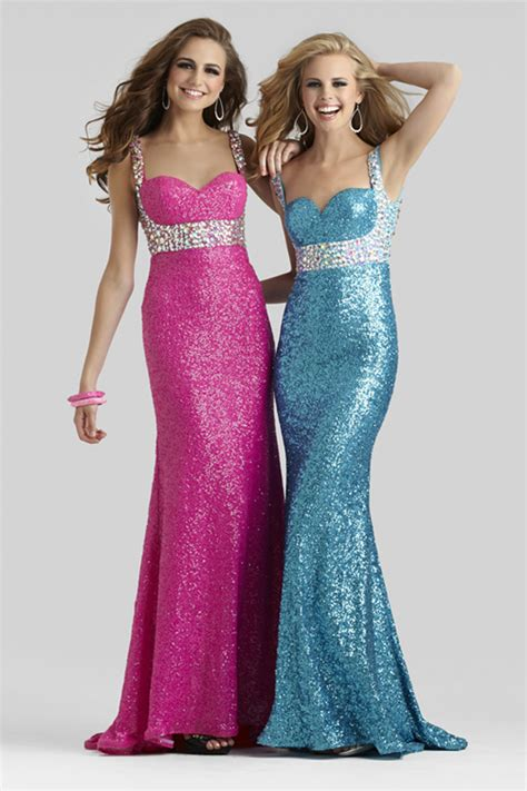 Clarisse 2014 Shimmer Turquoise Wild Pink Sweetheart Open ...