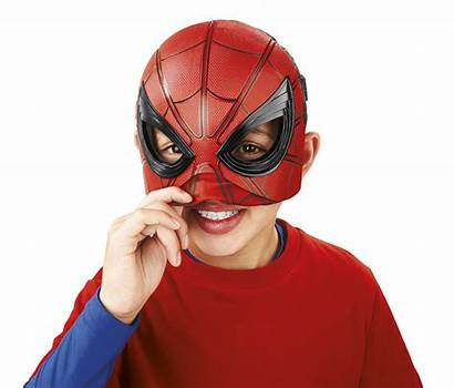 Spider Homecoming Mask Toys Hasbro Flip Hero
