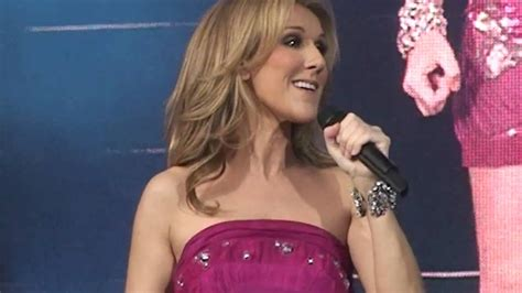 celine dion  power  love   muenchen youtube