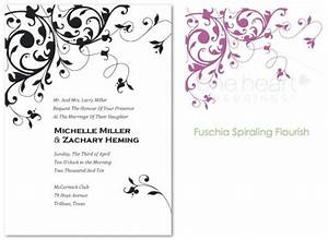 free wedding invitation design wblqualcom With design my own wedding invitations online for free