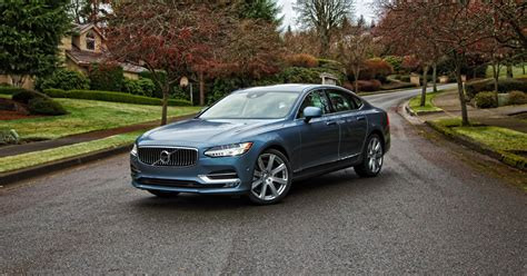 Volvo S90 Image by The Volvo S90 Is Swedish And Appealing The