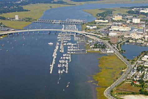 Boat Landing In Charleston Sc by Charleston City Marina In Charleston Sc United States