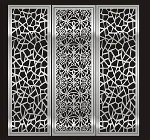China-Laser cutting decorative panels-laser cutting metal