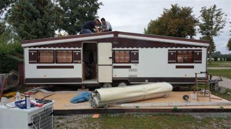Hobby Landhaus 770 In Erligheim  Wohnwagen Kaufen Und