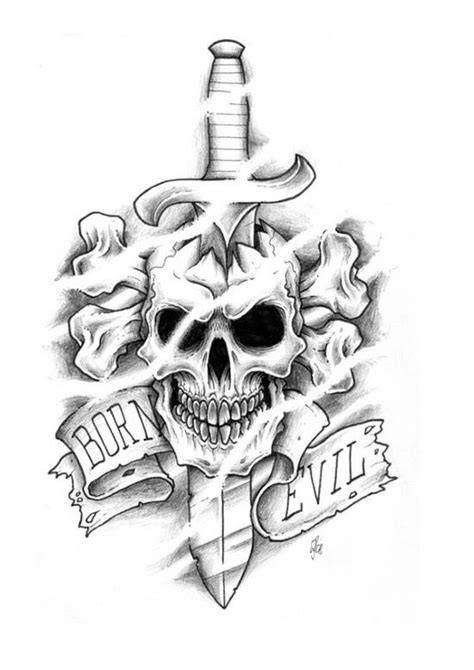 27+ Best Collection of Tattoo Illustration Designs for