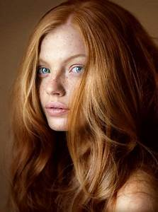 blue eyed ginger girl with freckles | Redheads | Pinterest ...