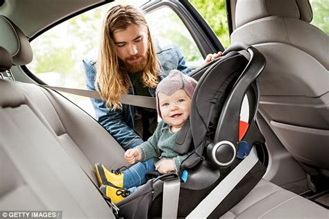 Newborn Babies Should Not Use Car Seats For More Than 30