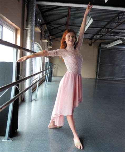 Young Bc Dancer Part Of War Amps Ongoing Legacy
