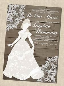 25 best ideas about disney bridal showers on pinterest With fun disney wedding invitations