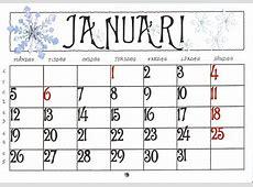 Kalenderkort Januari 2009 Sussies's Weblog