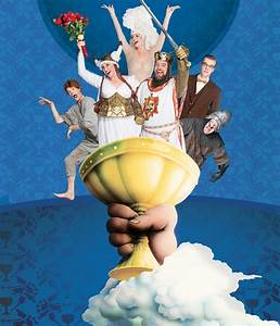 Absurdity Abounds in 'Spamalot' - KVNO News - KVNO News