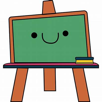 Classroom Objects Blackboard Esl Class Flashcards Items