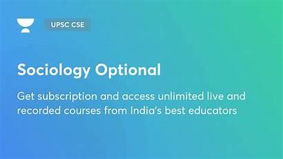 Upsc Optional Sociology Economy Cg Geography Unacademy