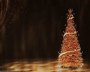 Merry, Christmas, Tree, Free, Download, Wallpaper