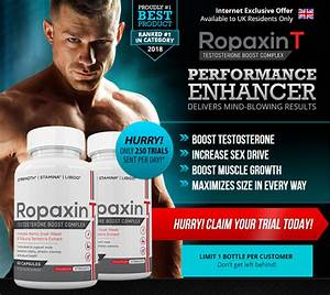 Ropaxint Testosterone Boost Complex
