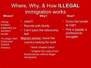 pro illegal immigration essay     immigrants in the united states conclusion center for immigration