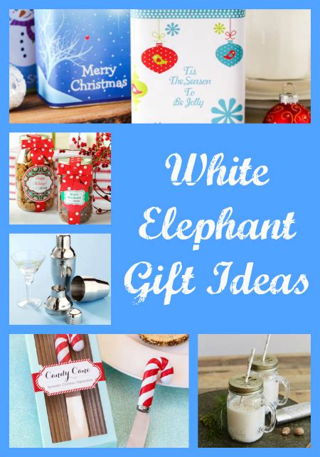 grab bag gift all ages white elephant gift ideas thrifty jinxy