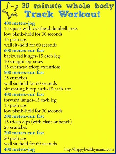 Best Workout Tracks Best 20 Track Workout Ideas On
