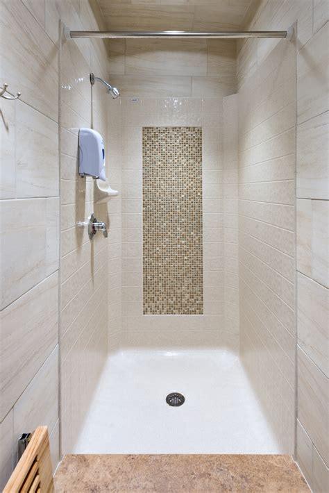 shower threshold height   shower   ground