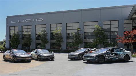 CCIV SPAC Stock Surges on Rumors of Lucid Motors Merger