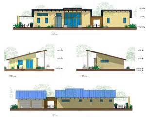 Green Building Floor Plans Pictures by Ojai California New Contemporary Green Home