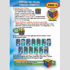 Solving A 3*3 Rubik's Cube Creativentechno