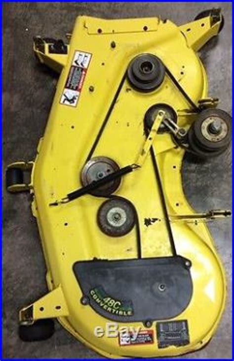 deere 48c mower deck belt low cost lawnmowers 187 sst18