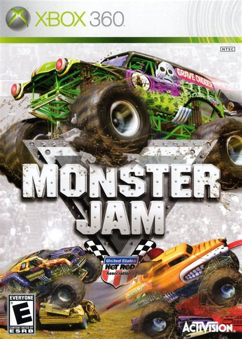monster jam xbox  review  game