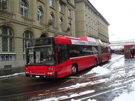 (131'170)  Bernmobil, Bern  Nr 814be 612'814 Volvo