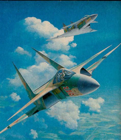A Brief History Of Russian Stealth (in
