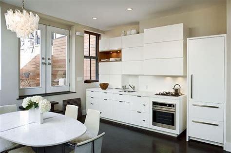 kitchens with black floors decorating arund floors 6604
