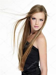 Image of beautiful teen girl