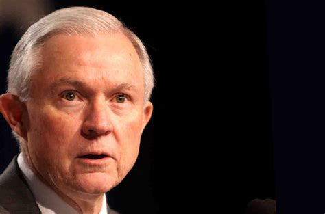 jeff sessions leaves  dark mark   justice department